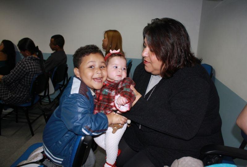 Creche Maternal Parque do Carmo - Maternal Infantil