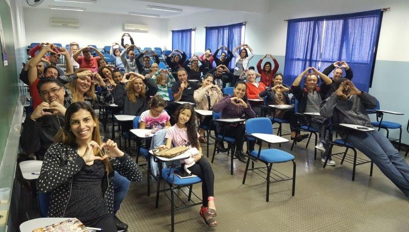 Escola de Ensino Meio Período Parque São Lucas - Escolinha de Educação Infantil Meio Período