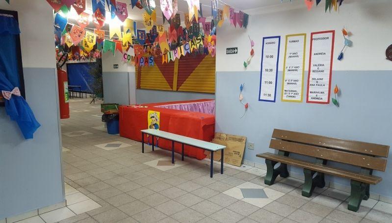 Escolinhas de Educação Infantil Meio Período Preço Parque São Rafael - Escolinha Meio Período