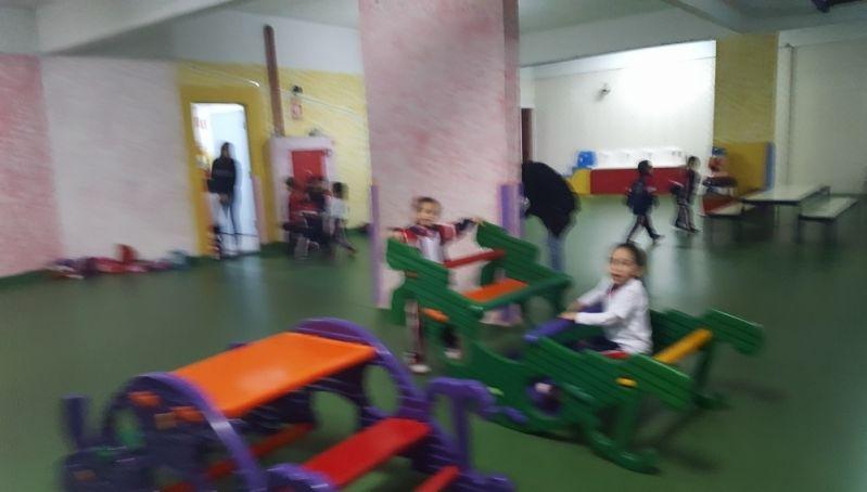 Jardim Infância José Bonifácio - Jardim de Infância Particular