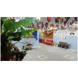 creche maternal preço Cidade Tiradentes