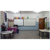 creches e pré-escolas Cidade Patriarca