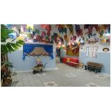 educação infantil meio período Cidade Tiradentes