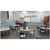 escolinha de educação infantil meio períodos Itaquera