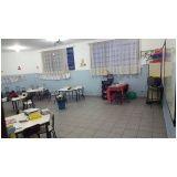 escola de ensino meio período