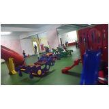 quanto custa escolinha infantil particular Parque do Carmo